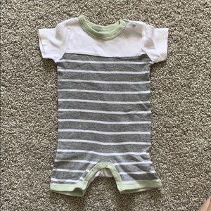 Burt's Bees Baby 0-3 Months One Piece Shorts